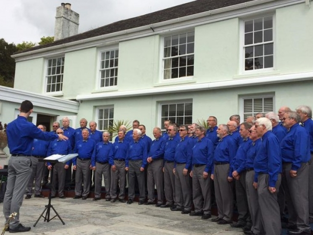 Cornwall International Male Choral Festival 2017